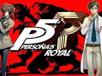 Persona 5 Royal Takuto Maruki Avantages et rangs Guide