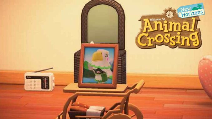 Obtenir Photos encadrées des villageois dans Animal Crossing New Horizons Guide