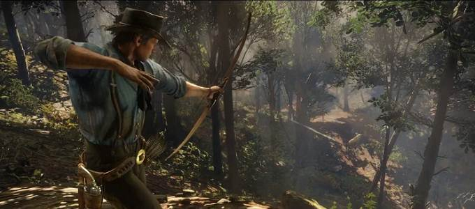 Guide Red Dead Redemption 2 Défi Experts en Armes - Arc