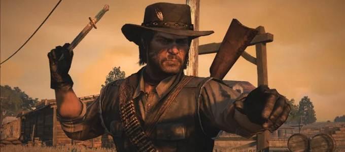 Red Dead Redemption 2 Défi Experts en Armes - Couteaux à lancer