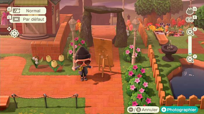 Rounard dans Animal Crossing New Horizons