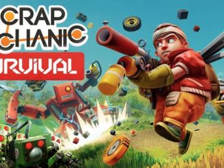 Scrap Mechanic Survival mode de survie Guide