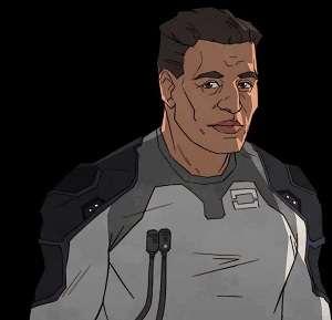 Shelter - Psion Human - XCOM Chimera Squad - Liste des membres Squad