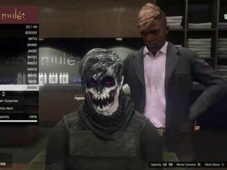 GTA Online: Comment débloquer le tatouage de crâne (Skull Tatto) - Guide GTA 5