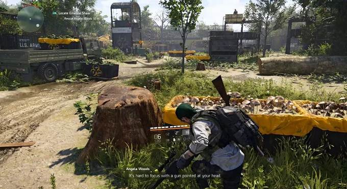 The Wildfire à Roosevelt Island - The Divison 2 Spécialisation Firewall Guide