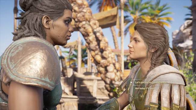 AC Odyssey Xenia Solution Complète - Pirate's Life for Me