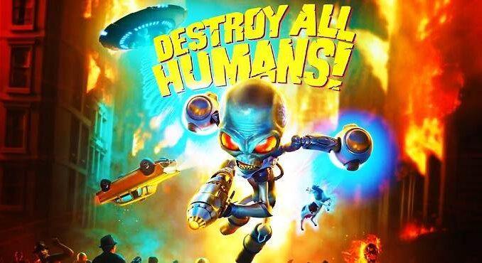 Trophées Destroy All Humans Remake (41 trophées)