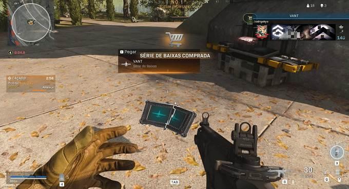 UAV dans Call of Duty Warzone - Killstreaks Guide