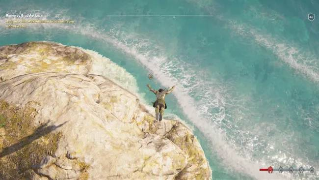 Assassin's Creed Odyssey Xenia Pirate's Life for Me Vœux sacrés Guide