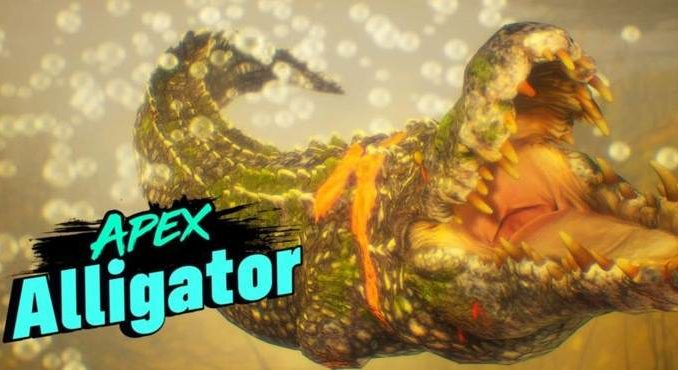Tuer Apex alligator dans Maneater