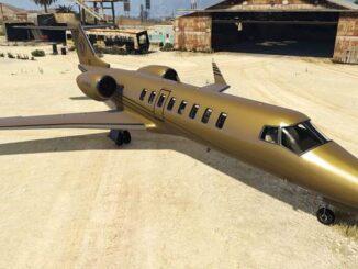 Comment acheter Buckingham Luxor Deluxe GTA 5 Jet / GTA Online / GTA 6
