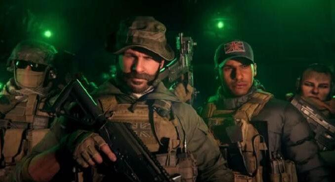 Call Of Duty Modern Warfare et Warzone Skin Captain Price