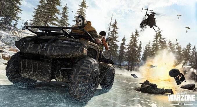 Call of Duty Warzone saison 4 Missions Bien équipé en Battle Royale