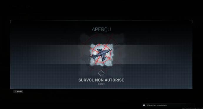 Guide Missions Call of Duty Warzone saison 4 - Spray Survol non autorisé - Mission Clé de voûte en Battle Royale