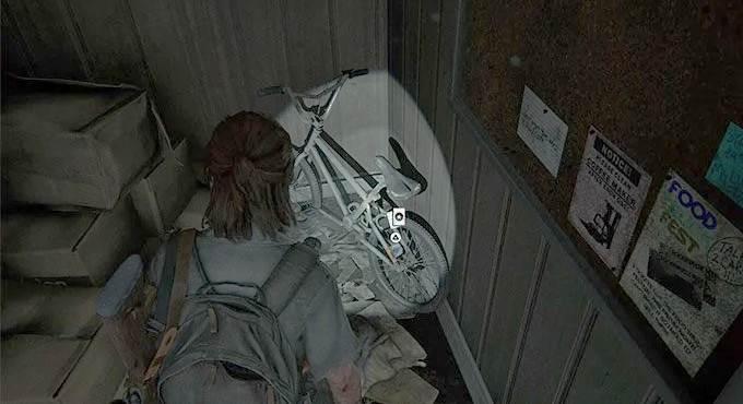 Toutes les Cartes à collectionner dans The Last of Us 2 Seattle Jour 2 - Naledi the Youthful