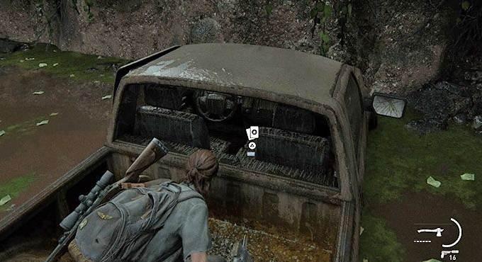 Cartes à collectionner dans The Last of Us Part II Seattle Jour 2 - Wachumero