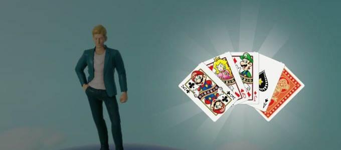 Débloquer des cartes à jouer Mario dans Clubhouse Games