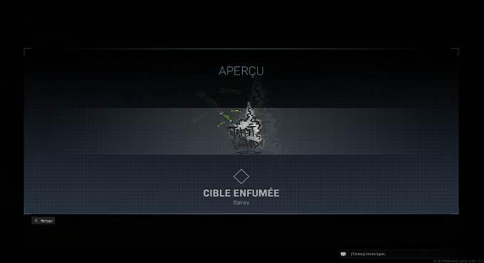 CoD Warzone saison 4 - Cible enfumée - Mission Expert en armes en Battle Royale