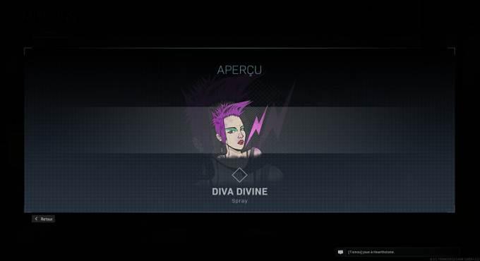 Missions CoD Warzone saison 4 Guide - Spray Diva divine - Mission Clé de voûte en Battle Royale Soluce
