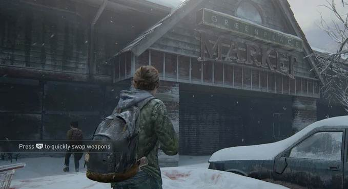 Codes Coffres-forts dans The last of Us 2 Supermarché Greenplace à Jackson