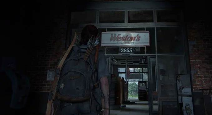Guide de tous les Coffres-forts et codes sécurités The last of Us Part 2 Seattle Jour 2 The Seraphites - Weston's Pharmacy