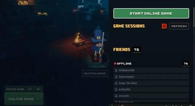 Comment jouer Coopération en ligne dans Minecraft Dungeons - Guide
