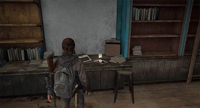 Débloquer compétences dans The Last of Us Part 2, Manuel d'entraînement Furtivité