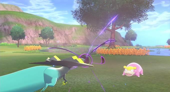 DLC l'Île Solitaire de l'Armure - Attraper les trois Pokémon fuyards Guide