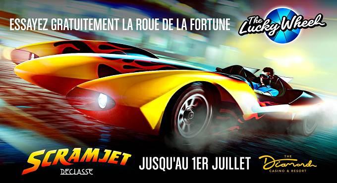 Declasse Scramjet GTA Online / GTA 5