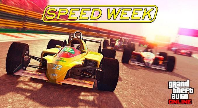 GTA 5 / GTA Online - Semaine Excès de vitesse