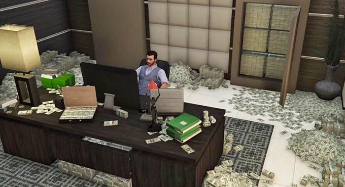 GTA Online offre $1 million de dollars gratuits par mois jusqu'au lancement de la PS5