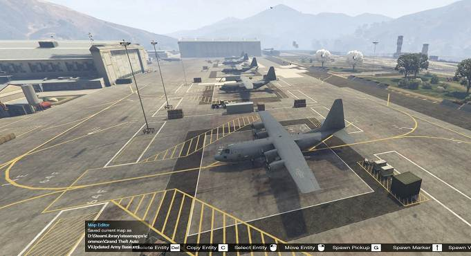 GTA V Fort Zancudo - 5 meilleurs endroits de la carte GTA 5 / Grand Theft Auto 5