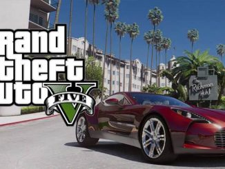 GTA Online et GTA 5 Remastered sur Playstation 5 / PS5