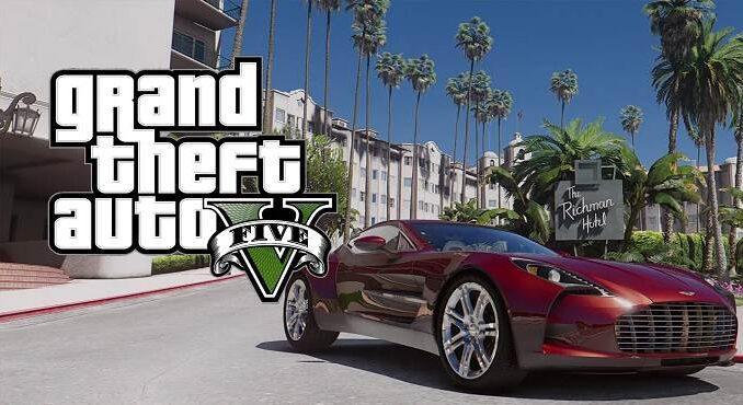 GTA Online et GTA 5 Remastered sur Playstation 5 / PS5