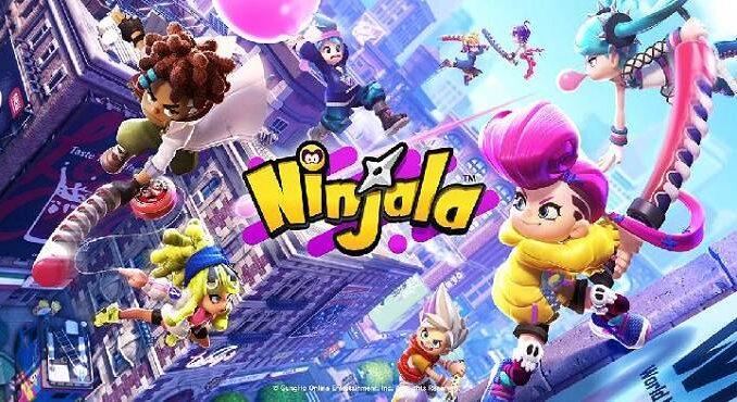 Gagner du Jala dans Ninjala - Soluce complète Switch