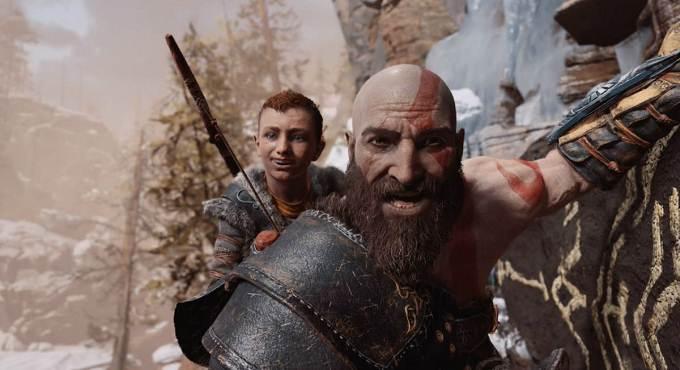 God Of War PS5 part 2