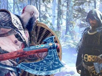 God of War PS5 - événement PS5