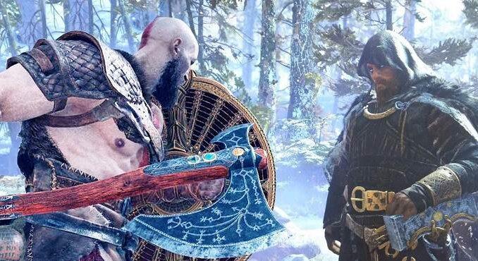 God of War PS5 - événement PS5