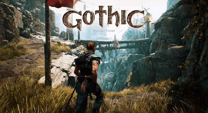 Gothic Remake PS5 exclusive