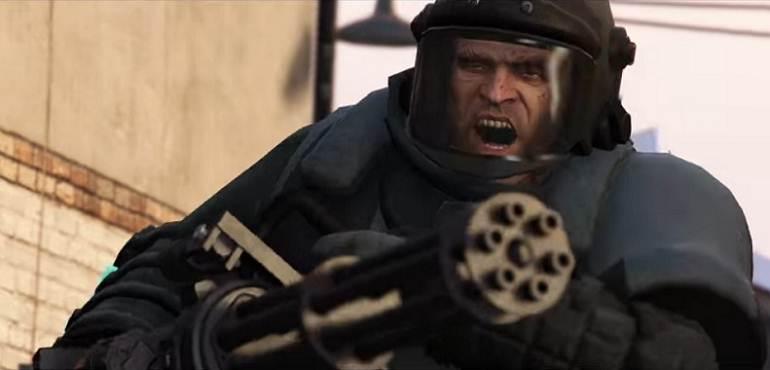 GTA Online et Grand Theft Auto 5 Remastered pour la PlayStation 5 - Jeux PS5