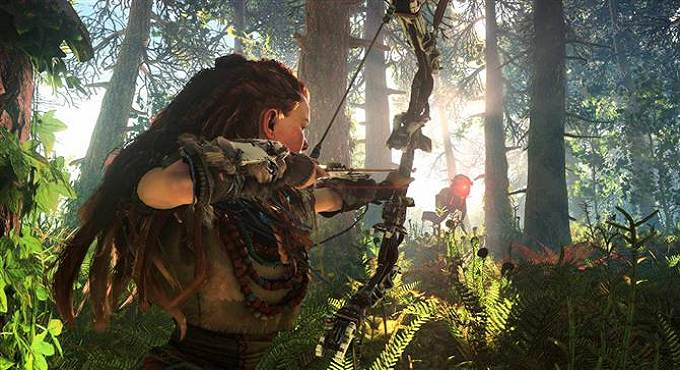 Horizon Zero Dawn 2 Playstation 5 / PS5 exclusive