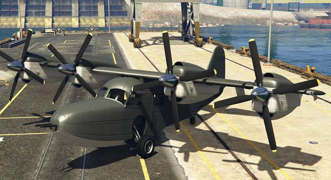 Comment obtenir jet Hydra mammouth dans GTA Online / GTA 5