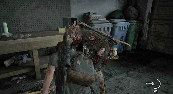 L'arc dans The Last of Us Part 2 - Solution complète TLoU2