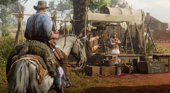 Tout savoir sur les animaux et la chasse dans RDR2 / Red Dead