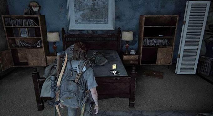 Manuels d'entraînement Explosifs -The Last of Us Part 2 Ellie Guide