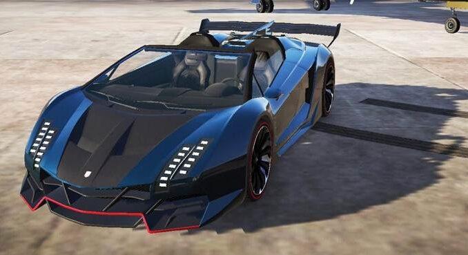 Meilleurs voitures les plus rapides de GTA Online / GTA 5