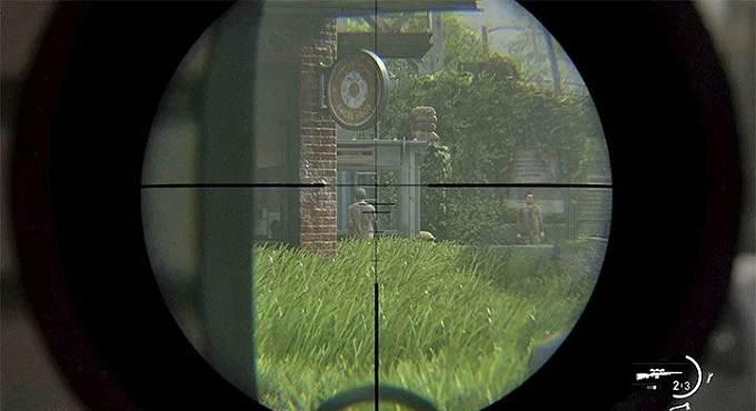 Mettre à niveau fusil - The Last of Us Part 2 Guide