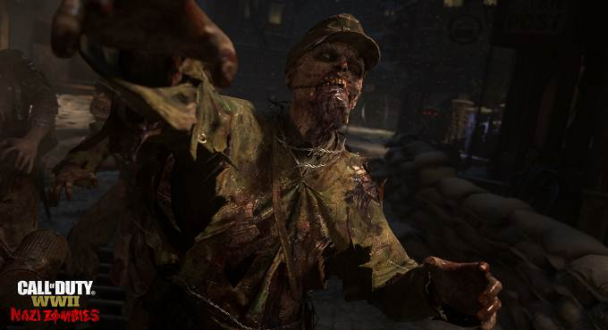 Nazi Zombies dans Call of Duty WWII Guide - CoD WW2
