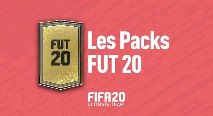 Obtenir Packs FUT 20 gratuits avec Twitch Prime - FIFA 20