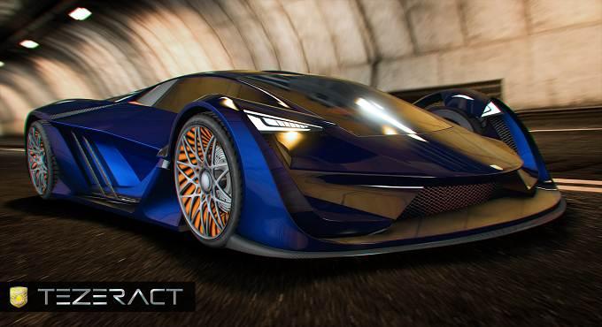 -40 % sur la Pegassi Tezeract dans GTA Online - GTA 5 Promotions